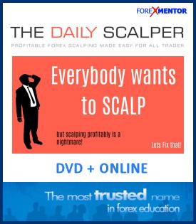 The Daily Scalper (DVD + Online)