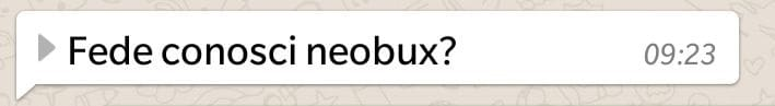 Do you know neobux?