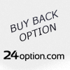 Take advantage of the buy back option in binary options