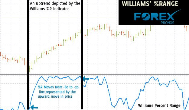 Introduction to Williams Percent Range Indicator