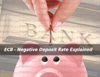 ECB Negative Deposit Rate Explained