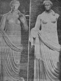 Photos publiées dans La Loire Républicaine du 28 novembre 1938.