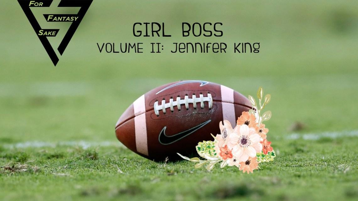 Girl Boss Volume 2 – Jennifer King