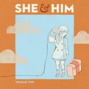 She & Him volume 2 album Zooey Deschanel M Ward