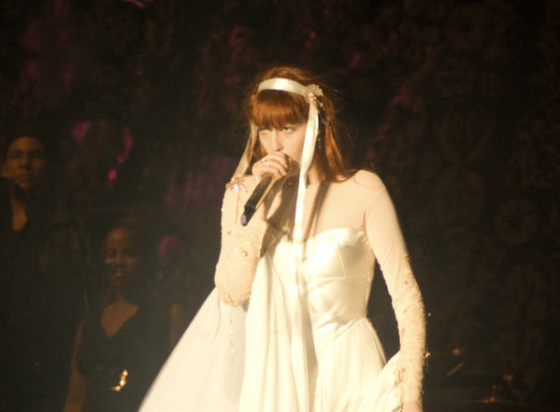 Festival stalwart Florence and the Machine