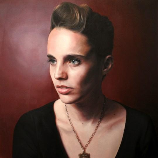 Anna-Calvi by Joe Simpson