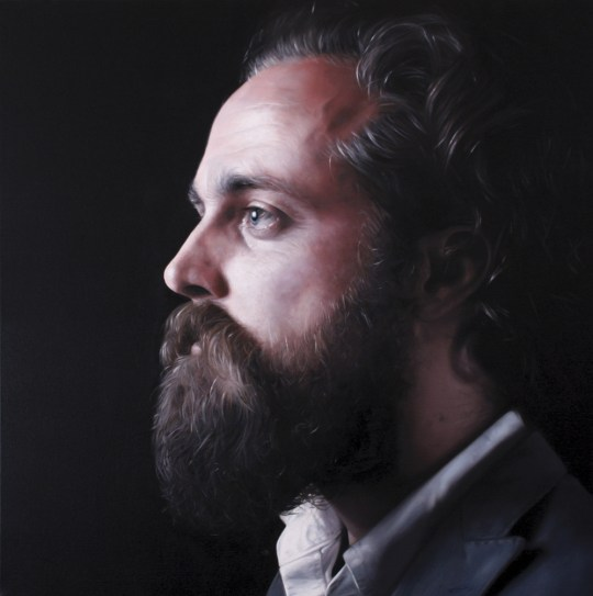 Sam Beam (Iron & Wine) by Joe Simpson
