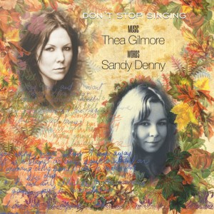 Cover of Thea Gilmore & Sandy Denny album