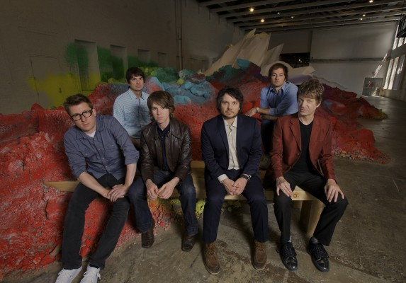 FFS For Folk's Sake Wilco band portrait