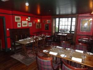 The Lamb pub Hindon