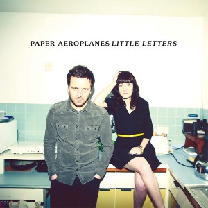 Paper Aeroplanes Little Letters