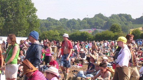 Glastonbury festival 2013 alcohol policy