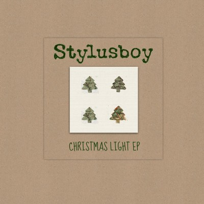 Stylusboy - Christmas Light EP (Cover Art)