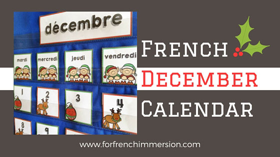French December Calendar Cards - with questions on the back!
