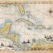 caribbean map 11
