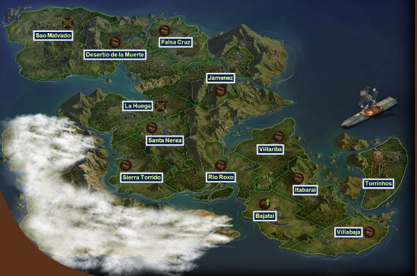 Forge of Empires World Map 7
