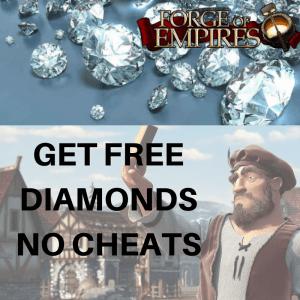 Forge of Empires Free Diamonds