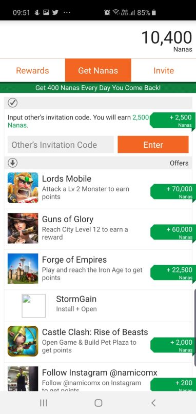 AppNana Apps Forge of Empires