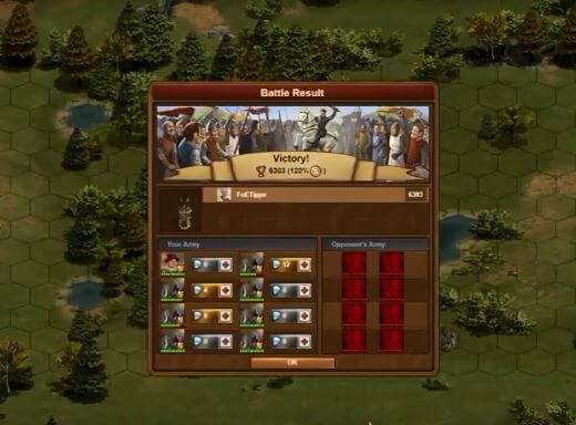 Forge of Empires Daily Challenges