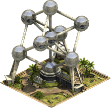 Forge of Empires Atonium
