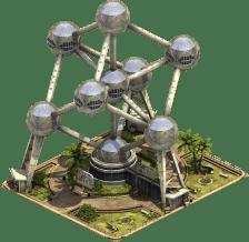 Forge of Empires Atonium