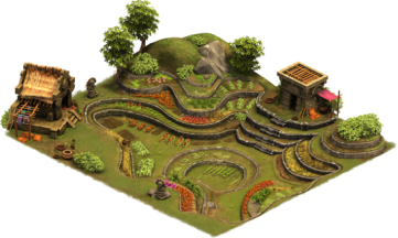 Forge of Empires Terrace Farm