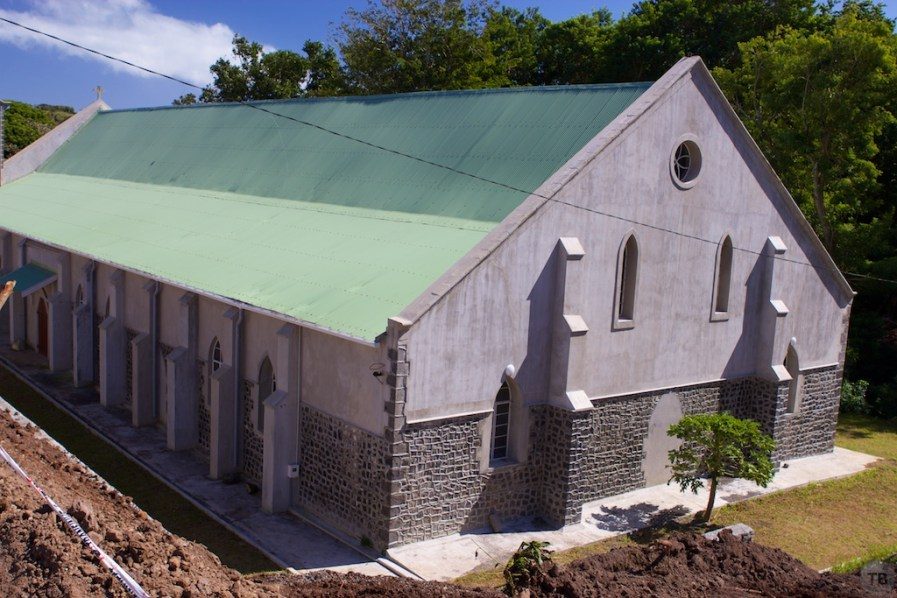 This is the largest church in the Indian Ocean.