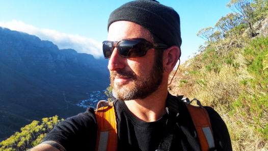 Mountaintop Selfie