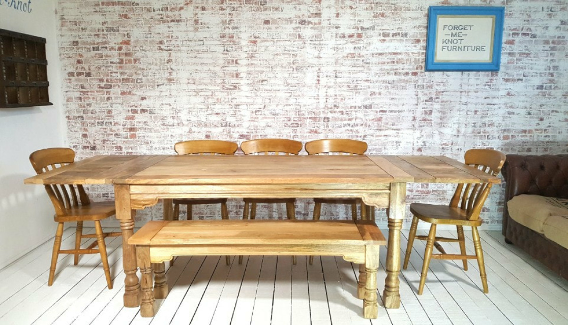 Rustic Farmhouse Range From Forget Me Knot Furniture Of Wiltshire