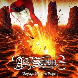 ARK STORM – Voyage Of The Rage
