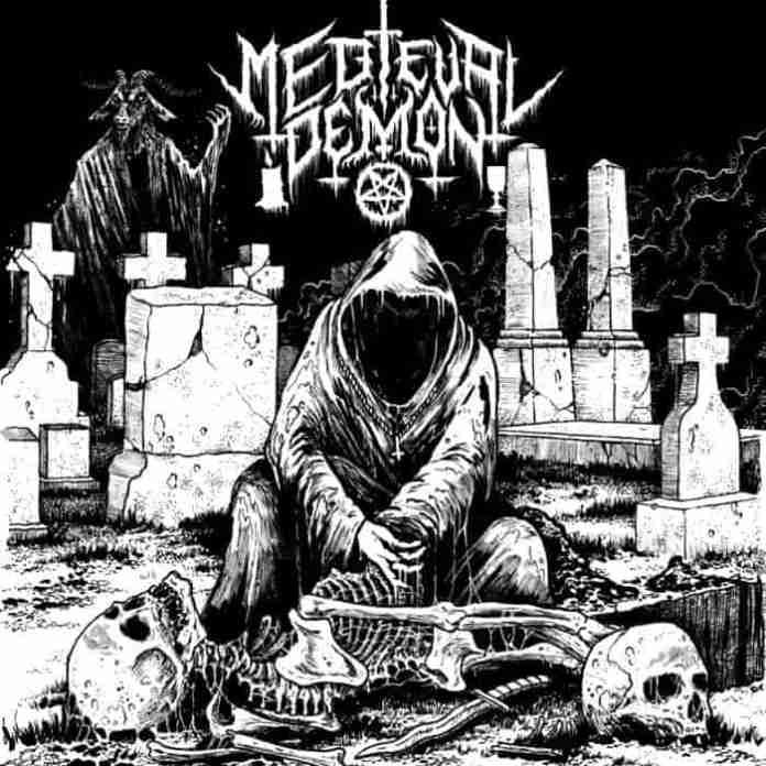 MEDIEVAL DEMON – Medieval Necromancy