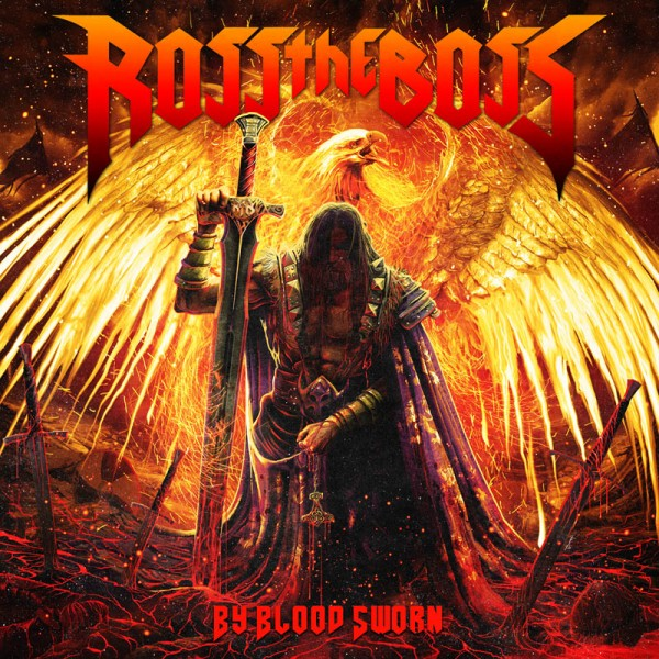 ROSS THE BOSS – By Blood Sworn