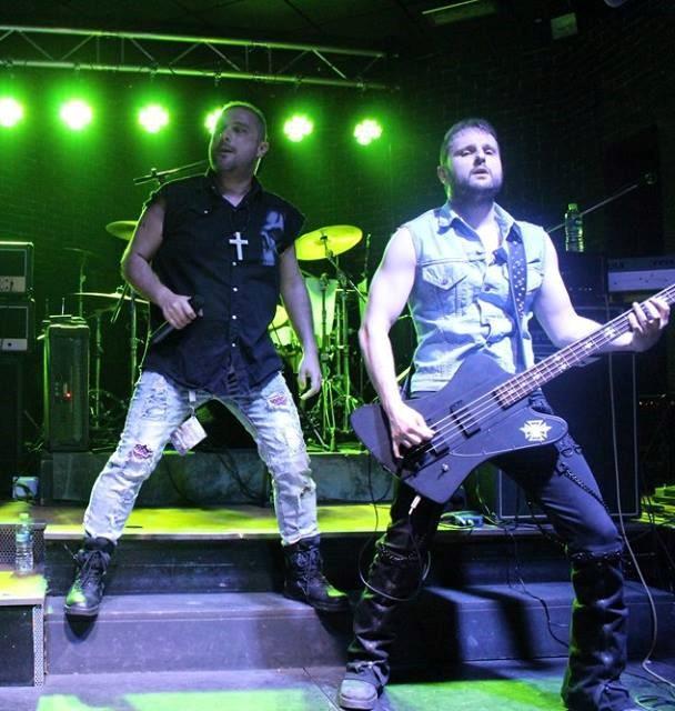 Achelous live 2017 (Chris Kappas & Chris Achelous)
