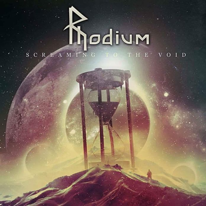 Rhodium - Screaming To The Void