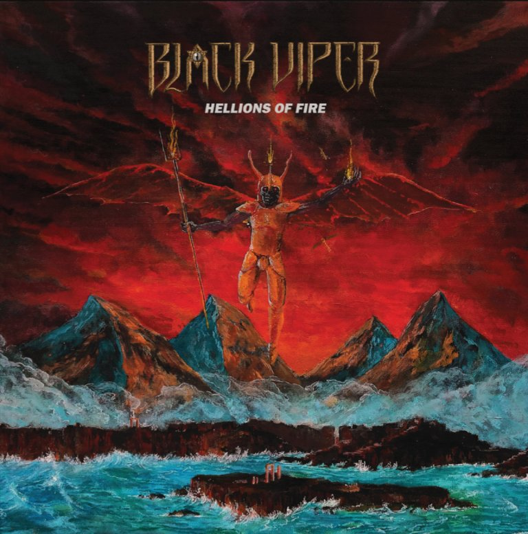 BLACK VIPER – Hellions of Fire
