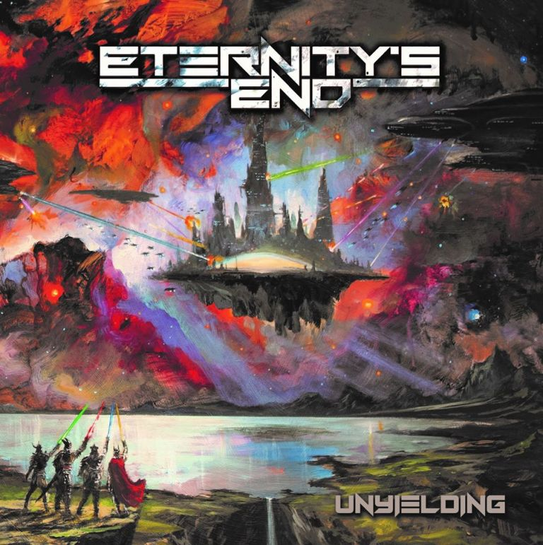 ETERNITY'S END – Unyielding