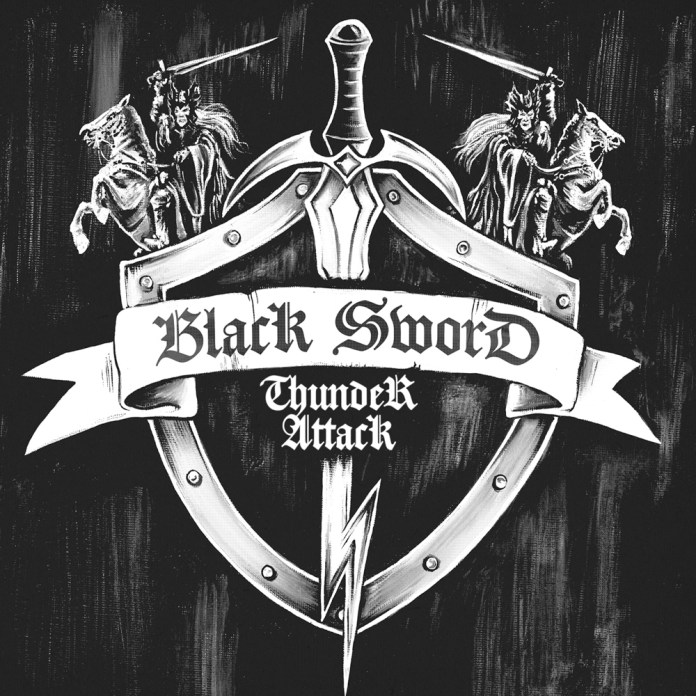 BLACK SWORD THUNDER ATTACK – March Of The Damned