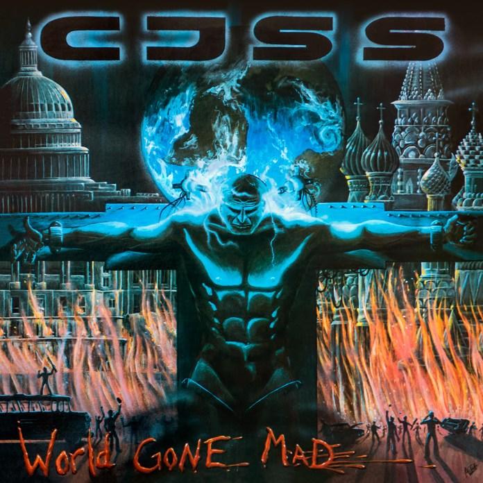 CJSS – World Gone Mad (Reissue)