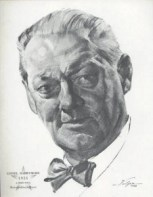 13 lionel barrymore drawing