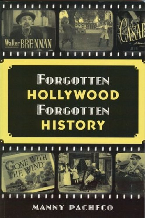 Forgotten hollywood 2014 june forgotten hollywood cover fandeluxe Gallery