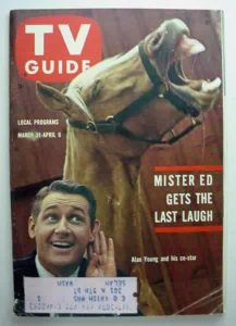 mr. ed and alan young