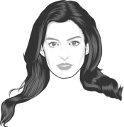 anne-hathaway-caricature