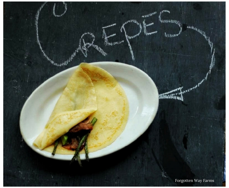 The Best Easy Homemade Crepes at Forgotten Way Farms Blog!!!