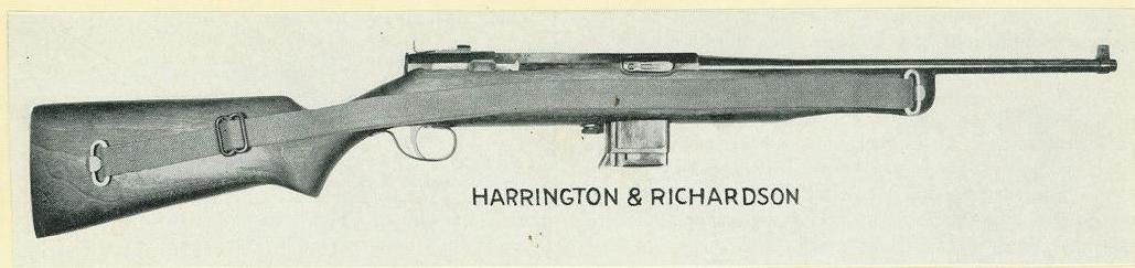 Harrington & Richardson Light Rifle