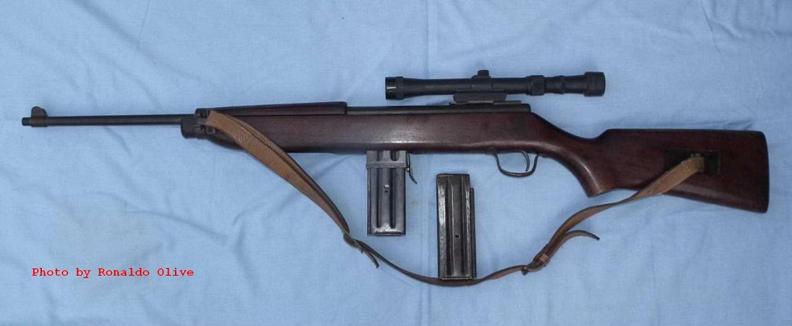 Reisingcarbine on M1 30 Carbine Accessories
