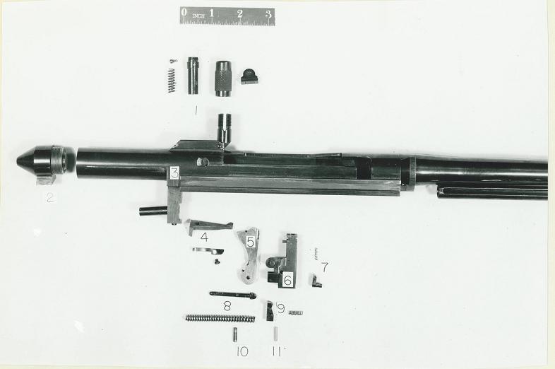 US Sieg rifle