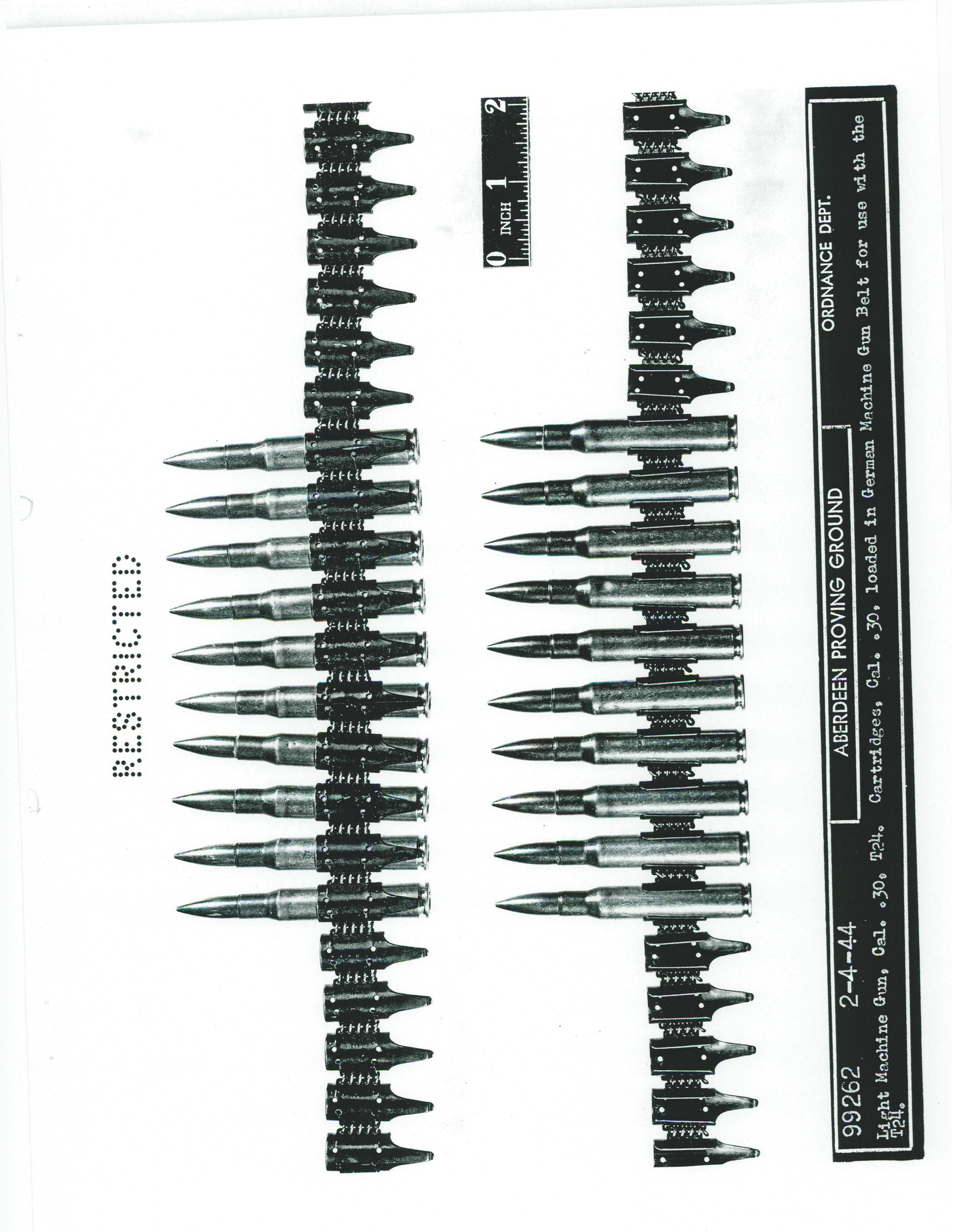Us T24 Machine Gun Mg42 Forgotten Weapons