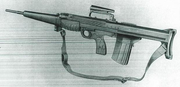 EM-1 rifle