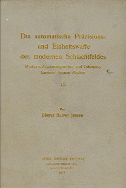German Madsen Manual