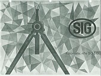 SIG 510 manual